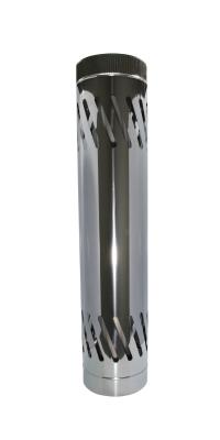Сендвич-конвектор 115/215 мм 321 нерж 0.8 мм