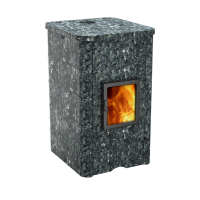 Печь-камин КАРЕЛОЧКА Lux