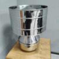 Конус-дефлектор 115/180 мм 321 нерж 0.8 мм