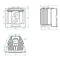 Monolit 12KW Flat