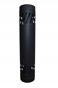Сендвич-конвектор Black 115/215 мм 321 нерж 0.8 мм