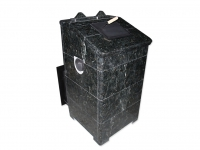 Печь для русской бани «ОНЕГО 35» с выносной топкой