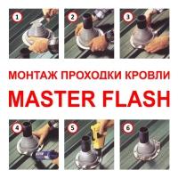 Проходка кровли Masterflash №9